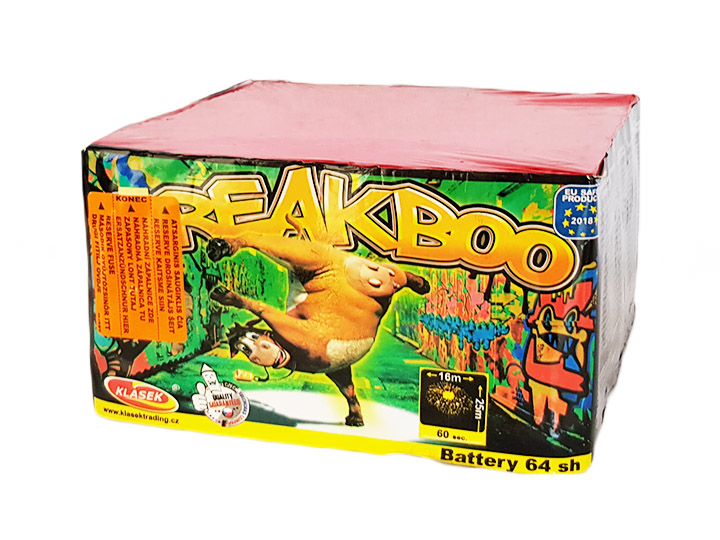 Brakeboo 64 rán / 20 mm