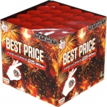 Best price Wild fire 25 pucnjeva / 20mm